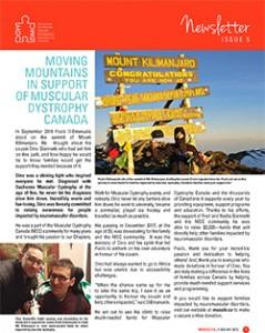 MDC Newsletter - Winter Issue 3